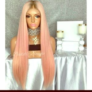 Other - Customized Glueless Virgin Lace Wig